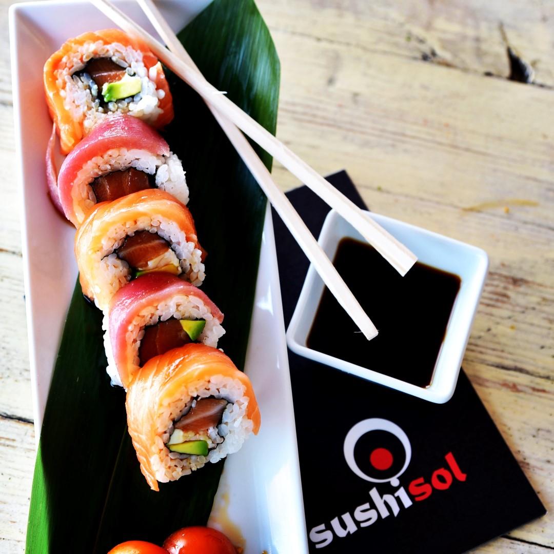 Sushi Sol Mix 1 €15,00